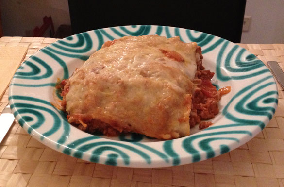 mega-leckere-lasagne